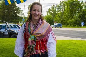 Maria Fägerlind driver tillsammans med Björn Colliander nu Nya Konditoriet i Delsbo.