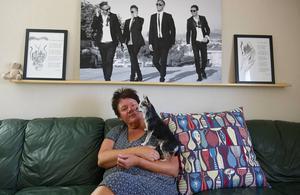 – Jag tycker att jag har mycket att ge och jag kräver inte att jag ska få något tillbaka av patienterna, säger Eva Gillstedt som anser att hon har världens bästa jobb i hemsjukvården i Sveg.