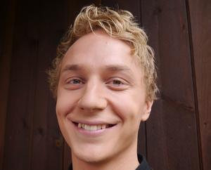 Gustaf Elmelid arrangerar Dalarnas regionfinal av Musik Direkt.