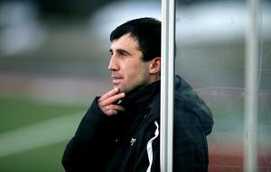 Moldaven Sergui Tanurcov kommer inte bara att spela med Höga Kusten Fotboll kommande säsong. Sergui kommer även att träna division 3 laget.