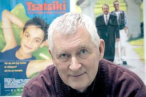 Kungsörsprofilen Bruno Widén blev 73 år. FOTO: LENNYE OSBECK