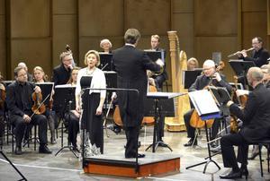 Samboparet Ann-Christine Larsson och Joachim Gustafsson har båda internationella musikerkarriärer, men har gästat Nordiska Kammarorkester tidigare, både tillsammans och var för sig.