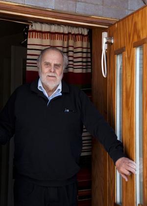 Björn Cederberg är Riks Old Ärk och ledare för organisationen Svenska Druid-Orden.
