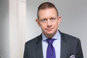 Magnus Rodin, regionschef på Migrationsverket.