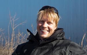Johan Hagström.