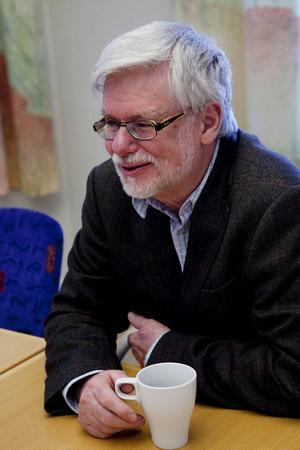 Staffan Mjönes, avgående ordförande för Scen Sundsvall.