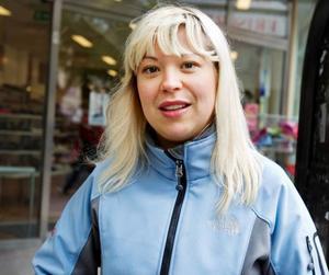Sara Arhusiander, 28 år,arbetssökande, Östersund.– Någon kväll blir det Stråket, det är ju det som är kul. Jag har inte bestämt mig om jag ska på själva Yran än, det handlar om ekonomin.
