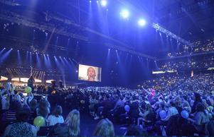 21 februari nästa år arrangeras en av Melodifestivalens deltävlingar i Östersund. Biljetterna släpps 24 oktober.