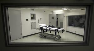 Modern avrättningsplats, i dagens USA.