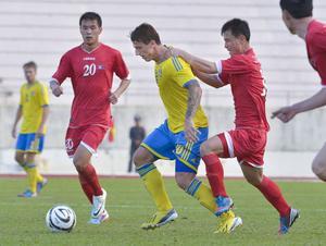 Sverige mötte Nordkorea i King´s Cup i Thailand förra veckan och vann på straffar. Med fotbolls-VM 2010 i minnet väcker det visst obehag, då det sägs att nordkoreanska spelare och ledare då straffades av landet på grund av uteblivna framgångar.