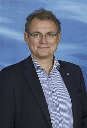 Magnus Sjöberg, Stockholms hamnar. Foto: Pressbild