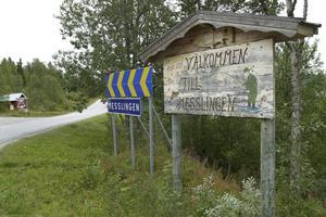 Ett skogsområde i Messlingen har blivit omdiskuterat.