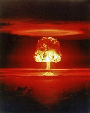 Det ryska budskapet handlar om att påminna om att man både har och är beredd att använda atombomben.