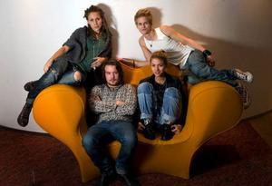 Nu ger sig de fyra kvarvarande idolerna ut på miniturné till Malmö och Göteborg. Foto: ANDERS WIKLUND / SCANPIX
