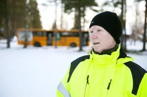 Förskollärare Ulrica Klyftell är ledsen över nedläggningsbeskedet.