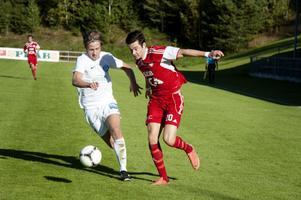 Karriären inleddes i Falu FK.