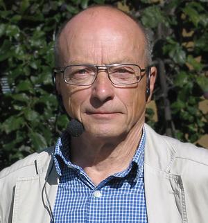 Claes-Göran Kjellander anser det viktigt att försvara den representativa demokratin.