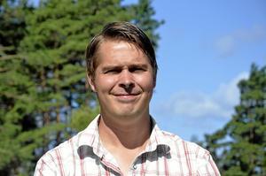 Erik Dahlberg, Kd, Laxå,bor i Hasselfors