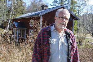 Benny Gustafsson (V), vice ordförande i barn- och utbildningsnämnden i Söderhamn.