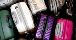 Hur mycket packar vi egentligen med inför semestern?