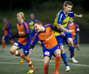 Det blev 0–0 när Bollnäs tog emot Nordanstig på ett regnigt Solrosen.