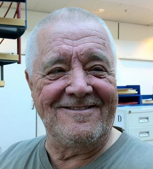 Per-Ola Holm, mångårig medarbetare på VLT. Numera glad pensionär.Han har tagit alla bilder som finns med i det här reportaget.