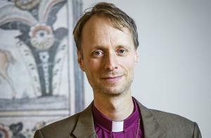 Mikael Mogren, biskop Svenska kyrkan.