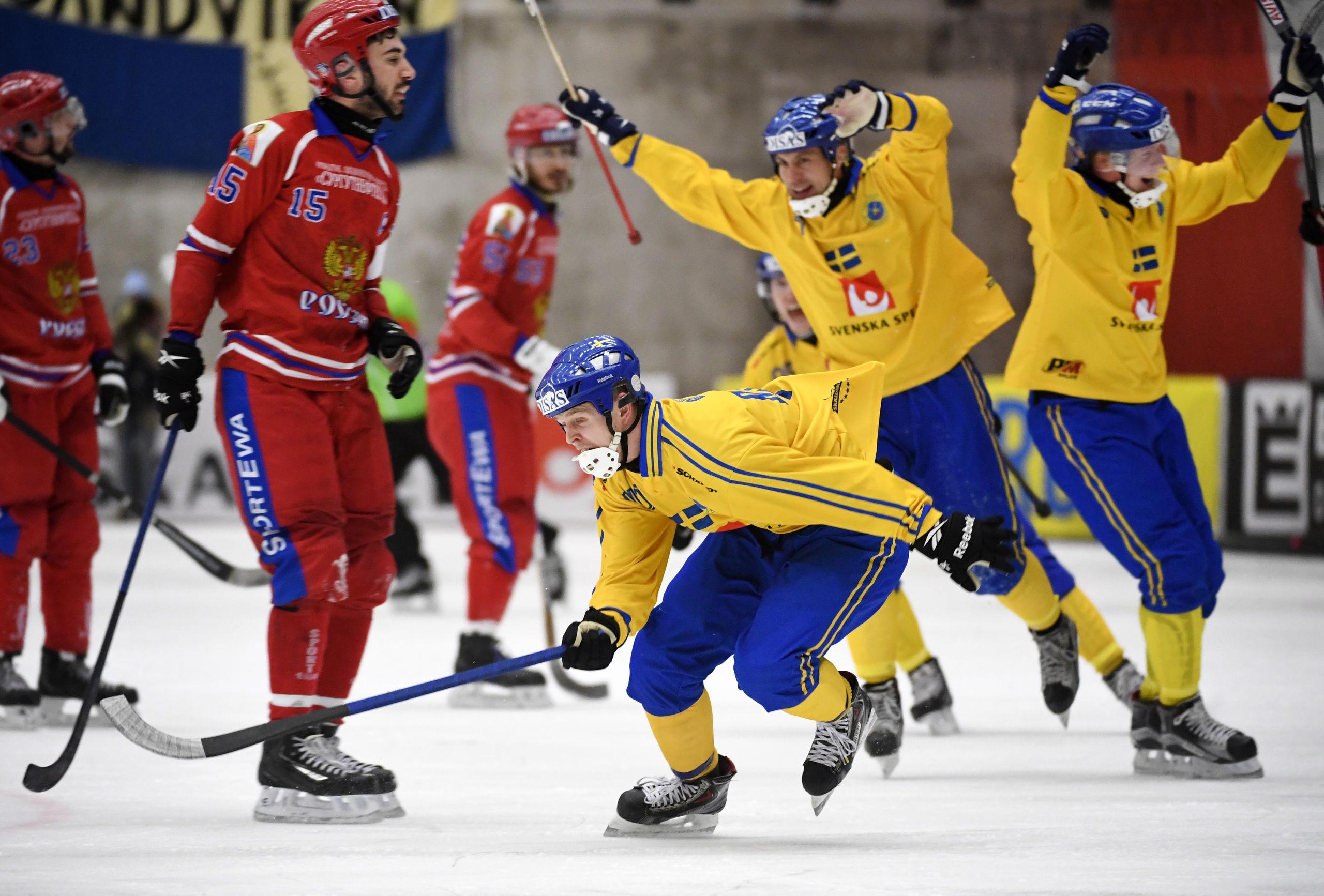 Ryssland till vm final efter stor dramatik