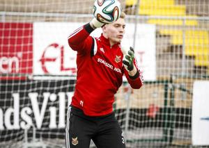 21-årige Connor Ripley tillhör Middlesbrough i engelska andraligan. Han har även varit utlånad till Oxford och Bradford under de senaste säsongerna.