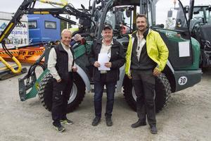 Mittia arrangerar mässan tillsammans med Lantbrukarnas Riksförbund, LRF, och Maskinringen, MR.