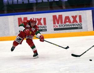 Viktor Amnér, Mora IK