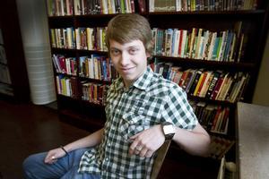 Viktor Sundmans intresse för språk har gett resultat och han har fått den bekräftelse han sökte.
