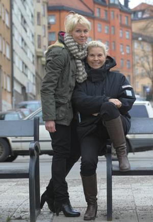 Lili & Susie tävlar i Melodifestivalen med bidraget
