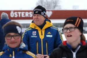 Foto: Lisa Johansson. Olle Dahlin, ordförande för IBU, internationella skidskytteförbundet.