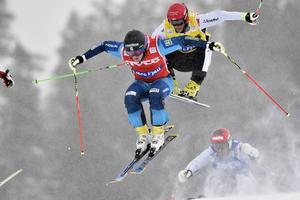 Victor VÖN Öhling Norberg vann B-finalen och slutade femma