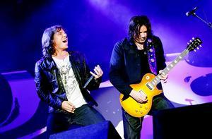 Man behöver inte älska Joey Tempest, John Norum och de andra för att uppskatta Europes enkla rock, skriver LT:s recensent.