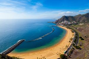 Kanarieöarna är en av vinterns favoriter.