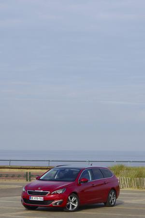 Bara i Sverige tänker Peugeot kalla 308 SW för