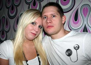 Konrad. Sandra och Joakim