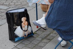 Bilden är från uppladdningen inför Damrallyt i Västmanland 2011.