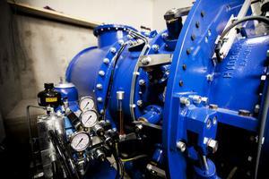 Det moderniserade kraftverket i Källsjön kommer att producera 40 procent mer el under ett år.