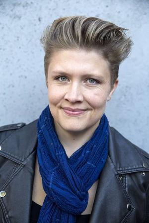 Katarina Hallberg, projektledare från Bilda studieförbund.
