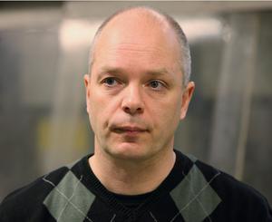 Lasse Norin har ansvar för säkerheten i Ljusdals kommun.