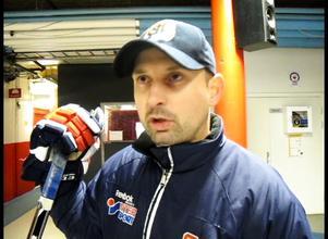 Anders Sörensen fick ta över SSK i mitten av säsongen 2013/2014