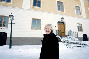 Wanja Lundby-Wedin besökte Gävle i går. Hon uttalade sig bland annat om regeringens kärnkraftsuppgörelse som hon inte gillar.