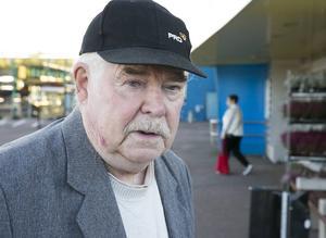Bengt Bengtsson har varit stormarknaden trogen i många år.
