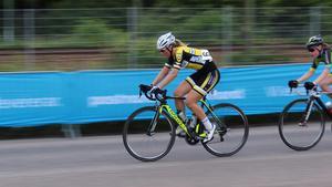 Clara Lundmark har känt sig i bra form under säsongen