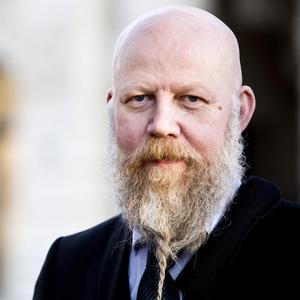 VLT:s chefredaktör Daniel Nordström.