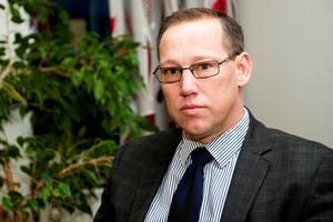 Peter Carlstedt, kommunchef i Kramfors.