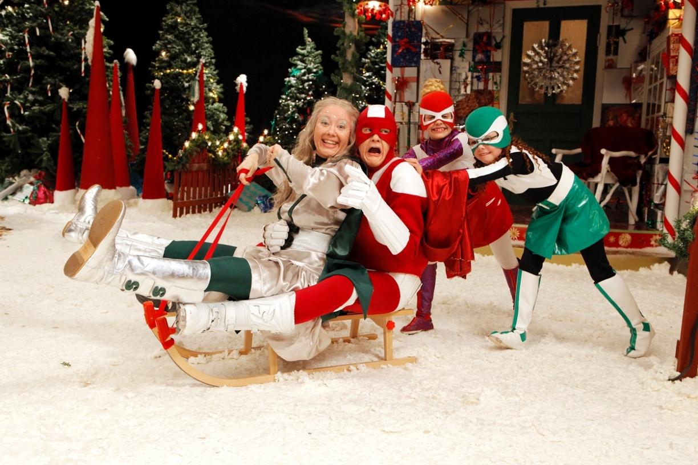 Supersnalla hjaltar i julkalendern